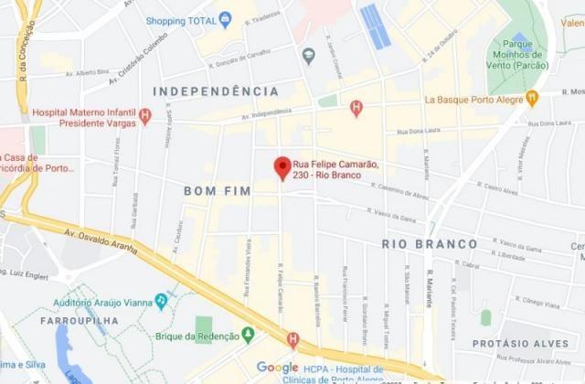 Apartamento para alugar com 3 dormitórios em Bom fim, Porto alegre cod:L01588 - Foto 19