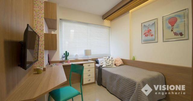 Apartamento para Venda em Nova Iguaçu, Centro, 4 dormitórios, 3 suítes, 4 banheiros, 2 vag - Foto 9