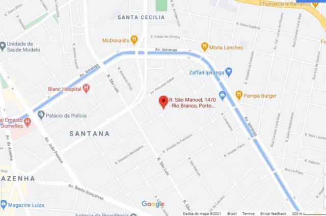 Apartamento para alugar com 1 dormitórios em Santana, Porto alegre cod:L01457 - Foto 12