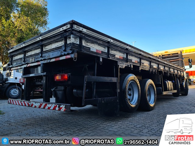 Volvo VM 270 Bitruck / C.Leito   Carroceria 8,50 M - Foto 11