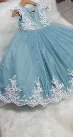 Vestido de festa infantil - Foto 3