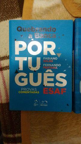 Livro de  português para curso - Foto 2