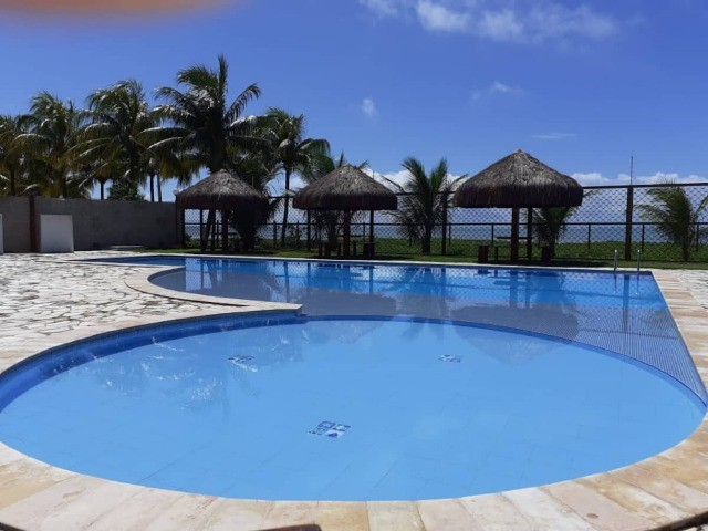 Belíssima casa muito bem mobiliada a beira mar em condomínio de luxo em Maria Farinha! - Foto 2