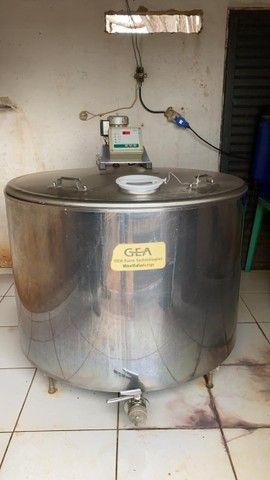 Tanque de leite 750L