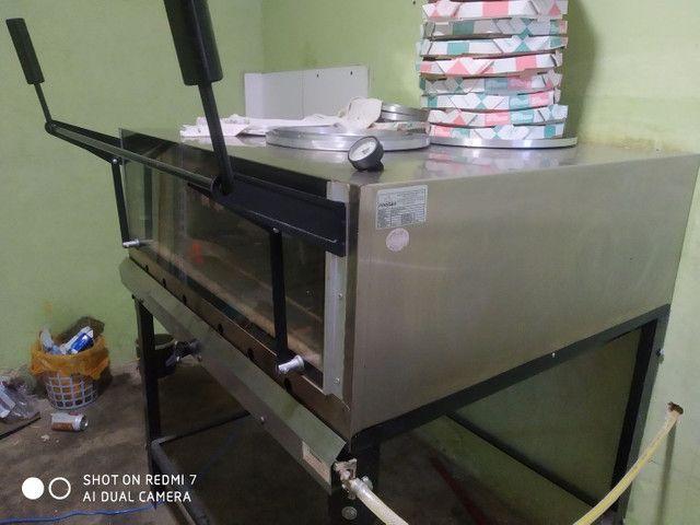 Material para pizzaria delivery - Foto 2