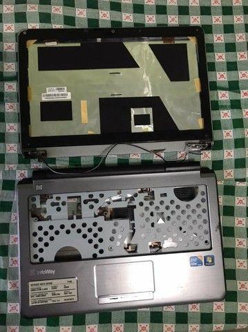Carcaças Completas de Notebooks - Foto 4