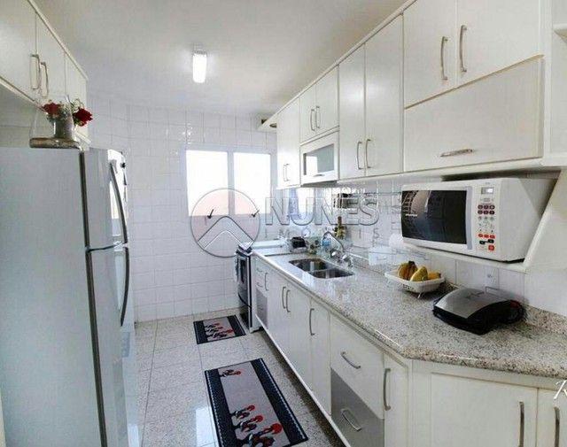Apartamento para alugar com 4 dormitórios em Jardim santo antoninho, Osasco cod:L408761 - Foto 6