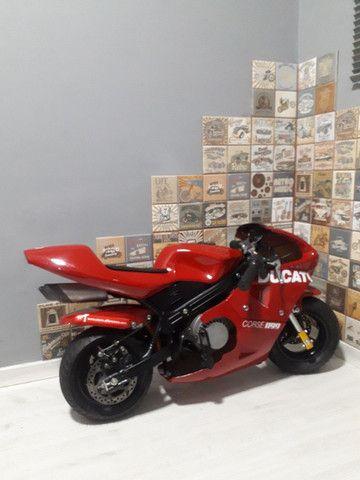 Mini moto ducati 50 cilindradas - Foto 2