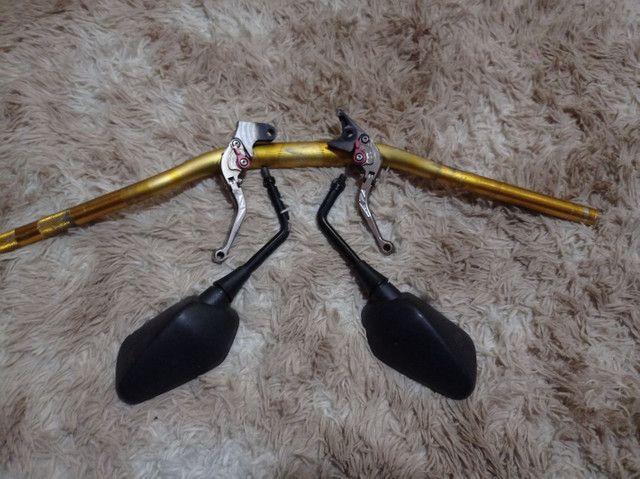 Pecas da Hornet - Foto 2
