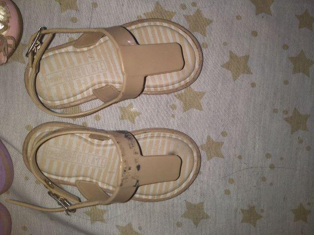3 par de sapatos por R$10,00 - Foto 3