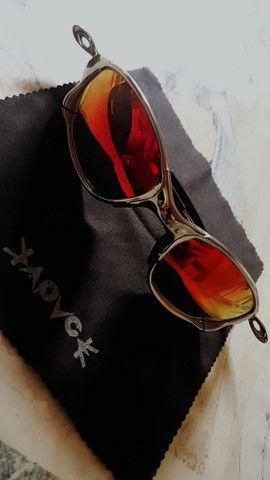 Óculos estilo juliet novo - Foto 2