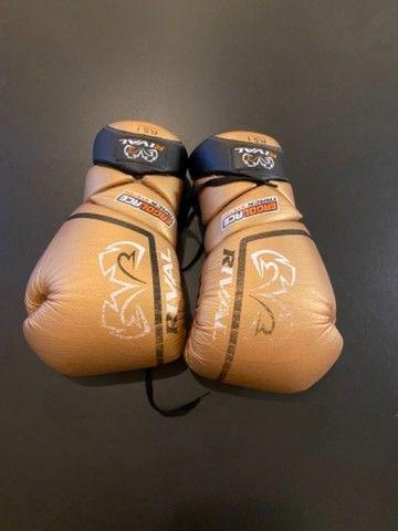 Luva de boxe/ Muay Thai Rival