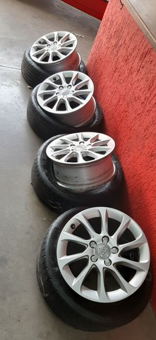 Rodas 16 Audi - Foto 2