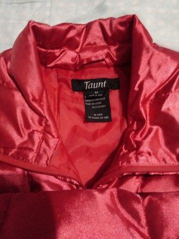 Jaqueta vermelha - Foto 2