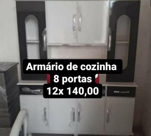 Cozinha completa no crediário da casa  - Foto 2