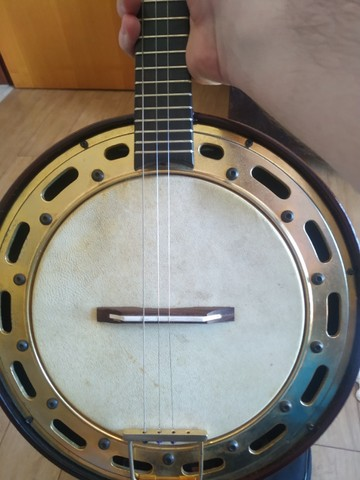 Banjo Rozini Profissional Elétrico - Foto 5