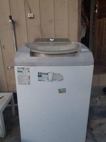 Vendo máquina de lavar de Brastemp  - Foto 2