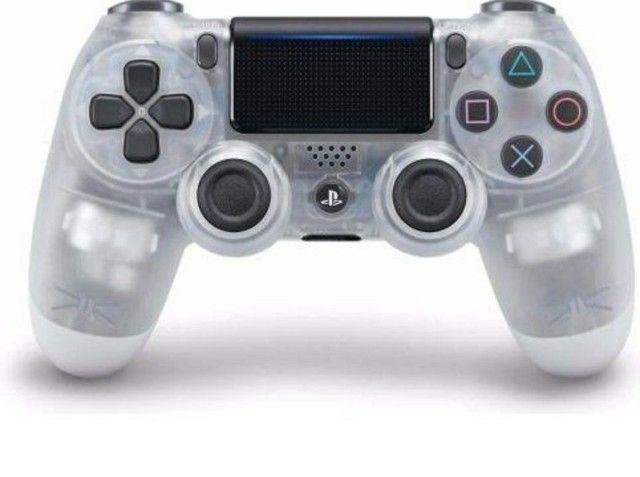 Joystick PlayStation 4 sem fio - Foto 2