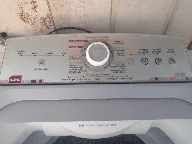 Vendo máquina de lavar de Brastemp  - Foto 5