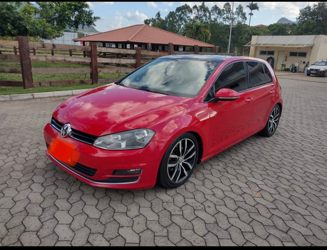 Golf tsi 1.4 turbo com teto solar  - Foto 8