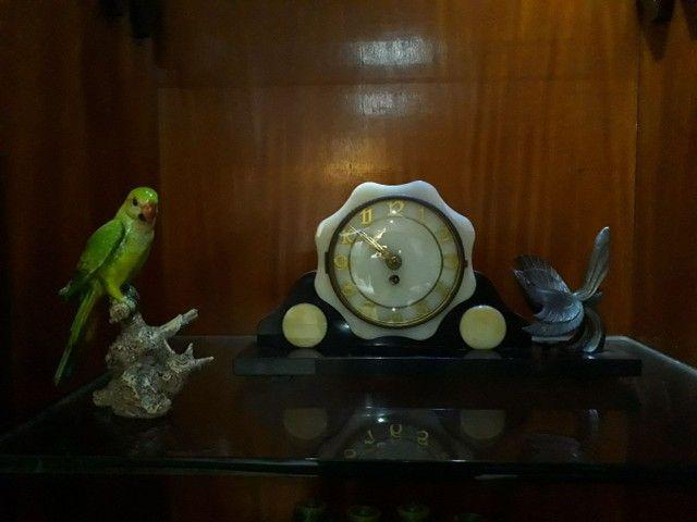 Papagaio de louça, peça decorativa de época.  - Foto 2