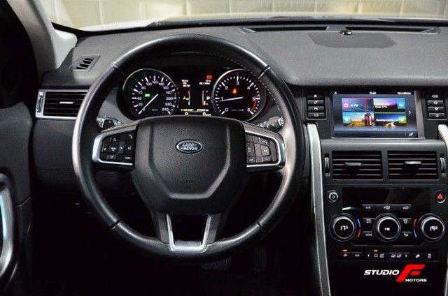 Land Rover Discovery Sport Hse Diesel - 2016 - Único Dono - Revisada - - Foto 16