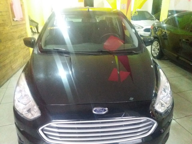 Ford Ka sedan se 1.0, 2018, completo, Flex+ IPVA 2021, entrada + 48x 1046 - Foto 3