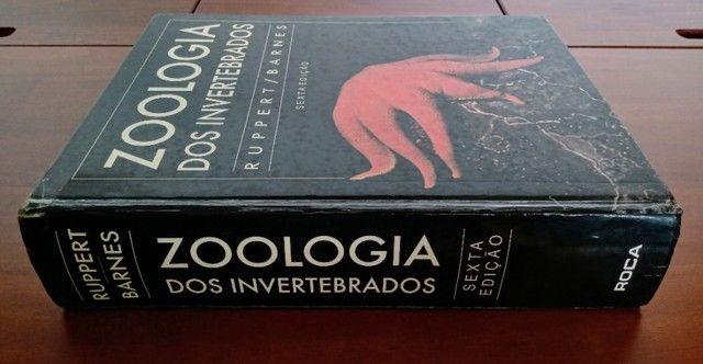 Zoologia dos Invertebrados - Ruppert & Barnes - 6ª edição.  - Foto 5