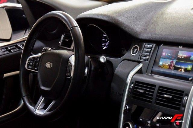 Land Rover Discovery Sport Hse Diesel - 2016 - Único Dono - Revisada - - Foto 13