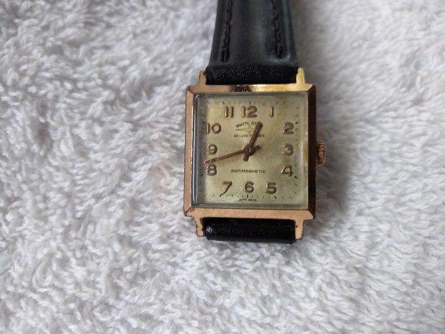 Relógio White Star anos 60
