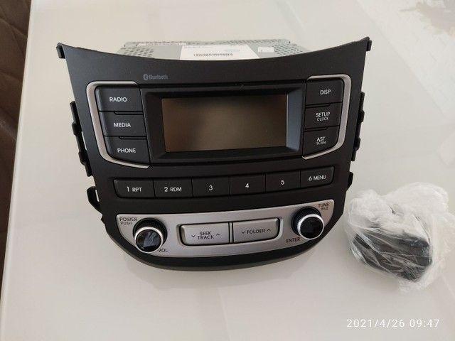 Rádio HB20 novo  - Foto 2