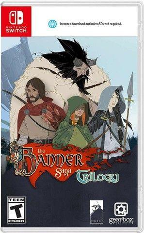 Novo the banner saga trilogy nintendo switch