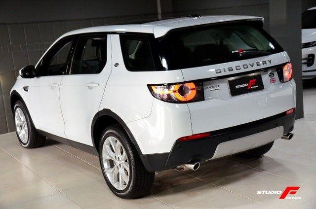 Land Rover Discovery Sport Hse Diesel - 2016 - Único Dono - Revisada - - Foto 3