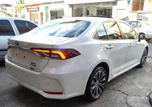 Corolla Altis Premium Hybrid 2022 - Foto 5