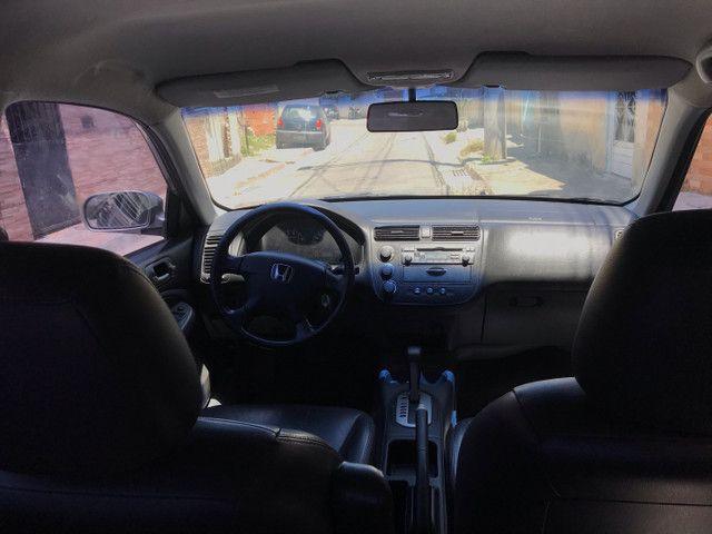 Honda civic LXL 1.7 aut 2005 -  - Foto 8