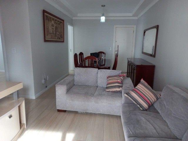apartamento mobiliado 1 suite + 1 dorm -