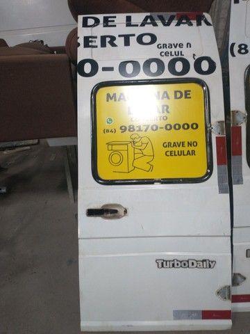 Porta da Iveco  capô grade para-choque 3510 - Foto 14