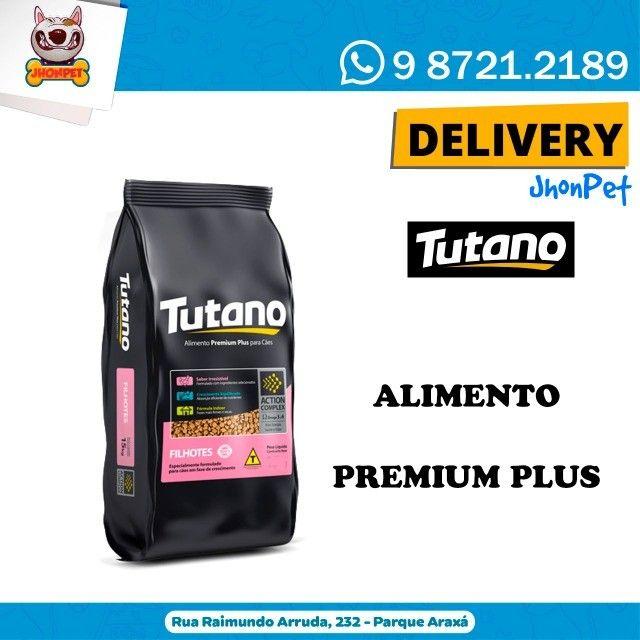 Ração Tutano Premium PluS Adulto ou Filhote - FreTe GrÁTiS - JhoNPeT - Foto 4