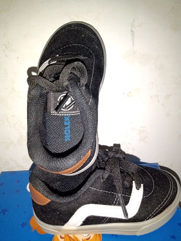 Sapato infantil, no precinho. - Foto 4