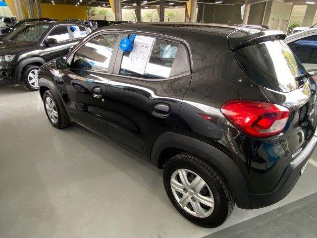 Renault Kwid 1.0 Zen 2021 -Único dono! Garantia de Fábrica! - Foto 3