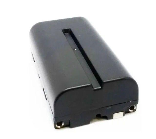 Bateria Do Li-íon De 2600mahnp-f550 Np F550 - Foto 2