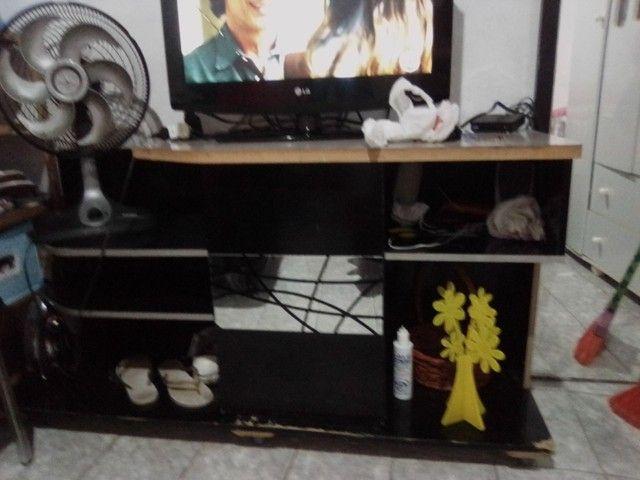 Vendo esse rack por apenas 100 reais - Foto 2