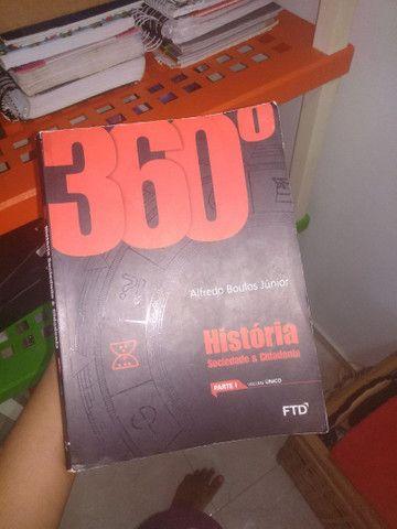 ftd 360° 2 Edição - Historia (Parte I)