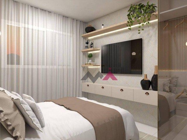 Apartamento com 2 dormitórios à venda, 60 m² por R$ 294.588,00 - Plano Diretor Sul - Palma - Foto 5