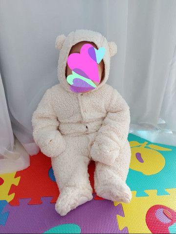 Roupa de urso