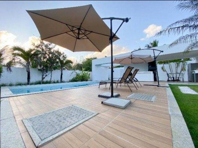 Excelente casa Duplex Condominio Busca Vida - Foto 8
