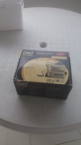 Filmadora Digital ZDV-7000 4.1 Mega Pixels Usb