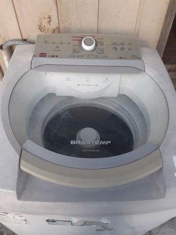 Vendo máquina de lavar de Brastemp