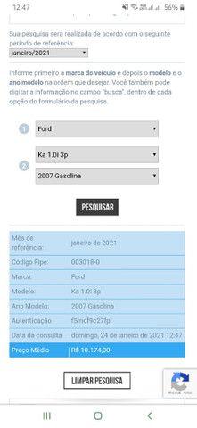 Ford Ka 2007 (((((( BARBADA )))))) - Foto 6