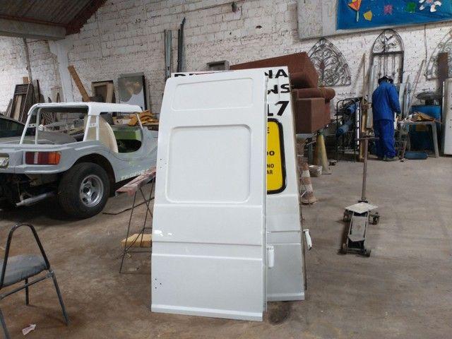 Porta da Iveco  capô grade para-choque 3510 - Foto 5